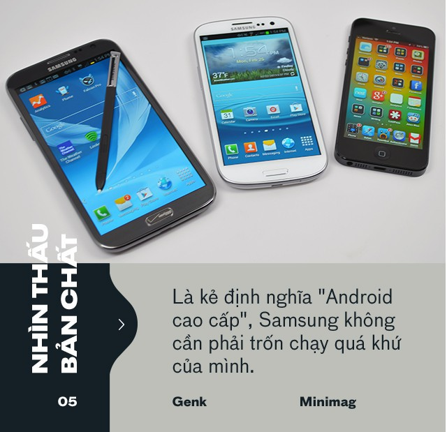 Nhìn thấu bản chất: Vì sao Samsung đến giờ vẫn chưa có thương hiệu con như các hãng Trung Quốc - Ảnh 7.