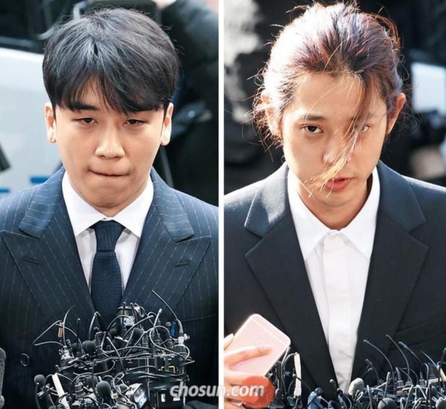 Phiên thẩm vấn đầu tiên: Seungri từ chối nộp điện thoại, Jung Joon Young dùng trò cũ, nghi ngờ đã bàn bạc trước - Ảnh 3.