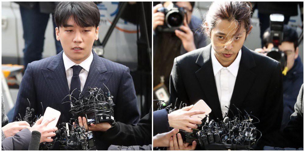 Phiên thẩm vấn đầu tiên: Seungri từ chối nộp điện thoại, Jung Joon Young dùng trò cũ, nghi ngờ đã bàn bạc trước - Ảnh 2.