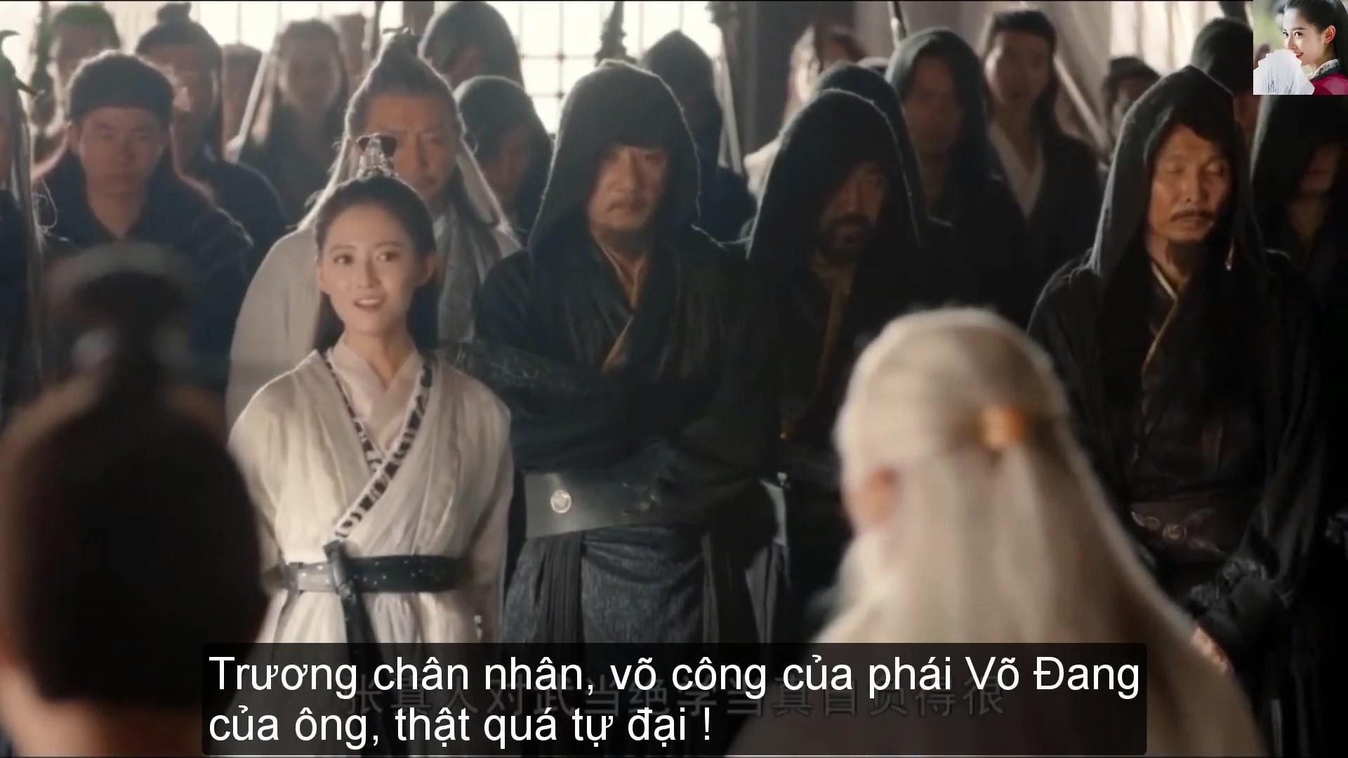 Ơn giời đoạn hay nhất Tân Ỷ Thiên Đồ Long Ký đây rồi, Trương Vô Kỵ sắp học được tuyệt đỉnh công phu phái Võ Đang, bá chủ võ lâm - Ảnh 6.
