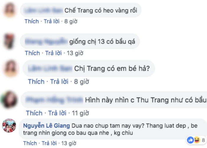 Lộ vòng bụng lớn bất thường, diễn viên hài Thu Trang đang mang thai lần hai? - Ảnh 2.
