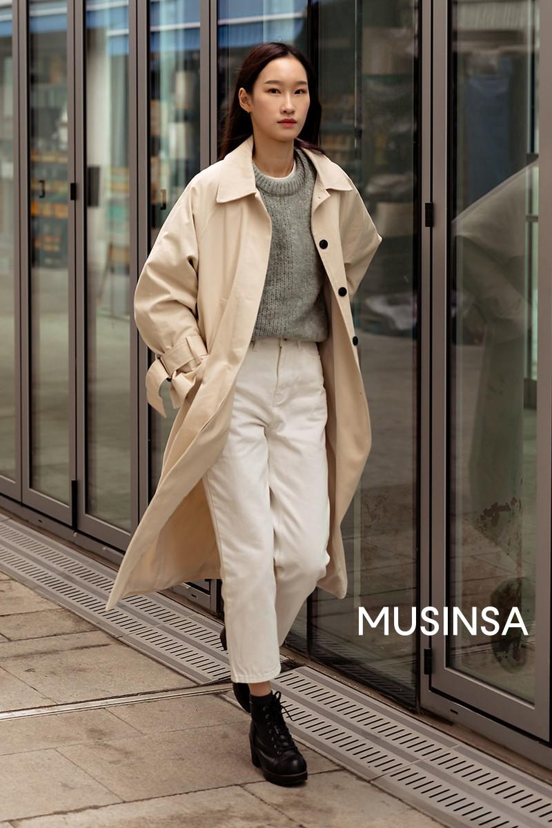 Chỉ cần ngắm street style chất lừ của giới trẻ Hàn tuần qua, công cuộc ăn mặc của bạn chắc chắn sẽ lên hương - Ảnh 4.