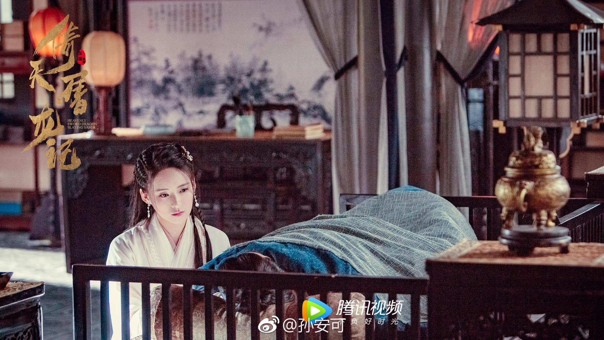 Không phải Chu Chỉ Nhược - Tống Thanh Thư, mà đôi tình mẹ duyên con mới bị ghét nhất Tân Ỷ Thiên Đồ Long Ký - Ảnh 5.