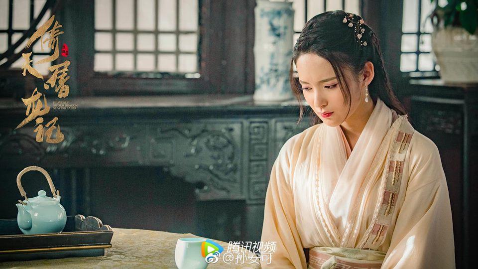 Không phải Chu Chỉ Nhược - Tống Thanh Thư, mà đôi tình mẹ duyên con mới bị ghét nhất Tân Ỷ Thiên Đồ Long Ký - Ảnh 13.