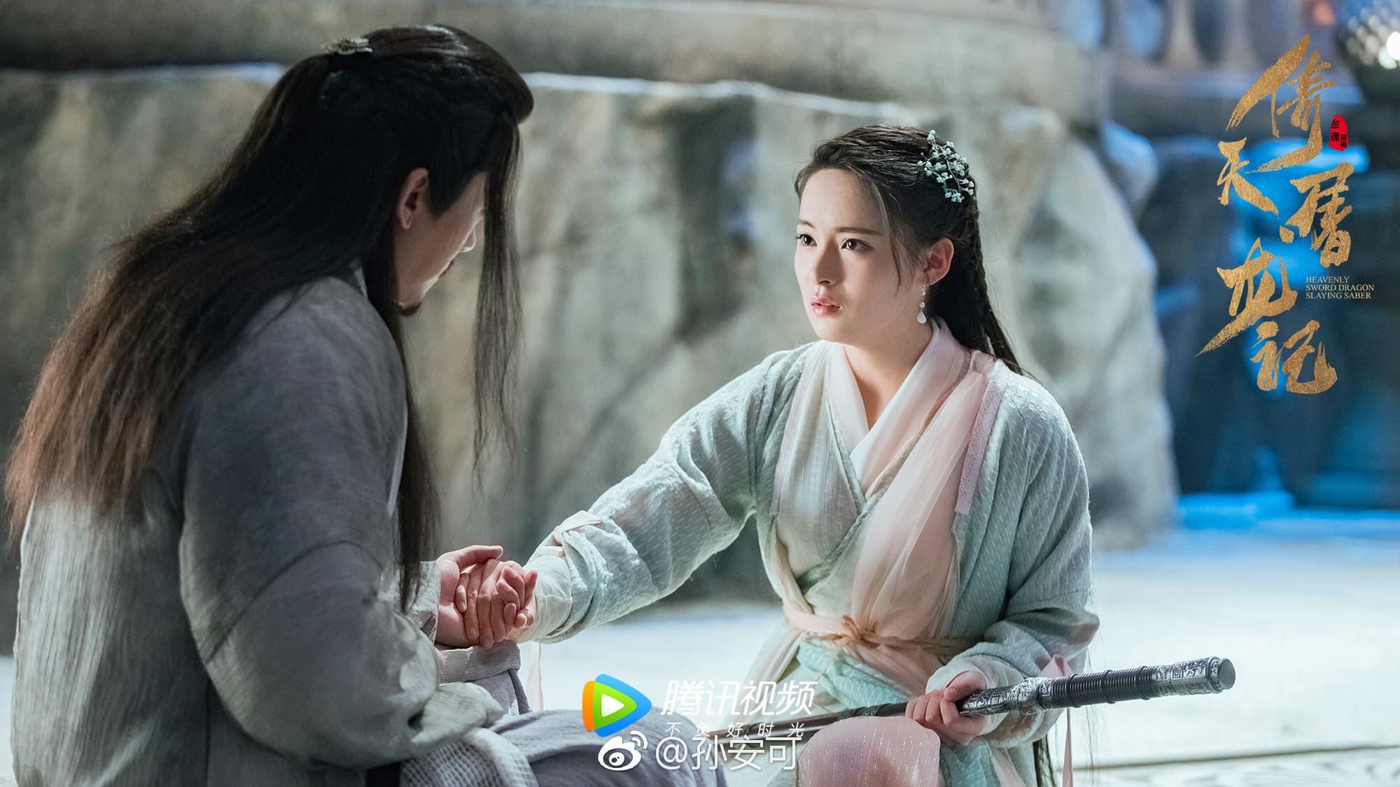 Không phải Chu Chỉ Nhược - Tống Thanh Thư, mà đôi tình mẹ duyên con mới bị ghét nhất Tân Ỷ Thiên Đồ Long Ký - Ảnh 3.
