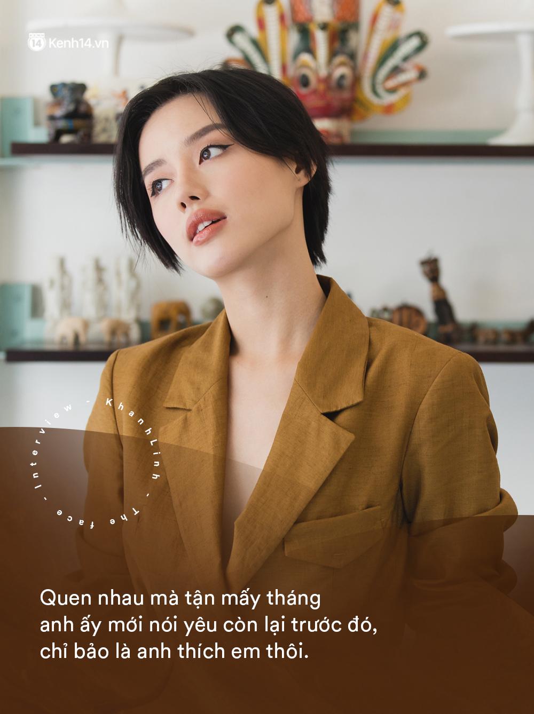 Khánh Linh The Face tiết lộ quá khứ luỵ tình, bị phản bội khi yêu và khẳng định: Mình không phải kiểu vừa mắt đại gia - Ảnh 8.