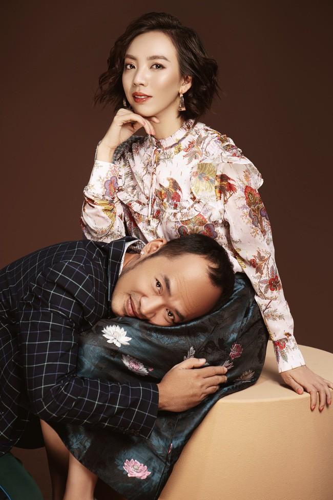 Lộ vòng bụng lớn bất thường, diễn viên hài Thu Trang đang mang thai lần hai? - Ảnh 3.