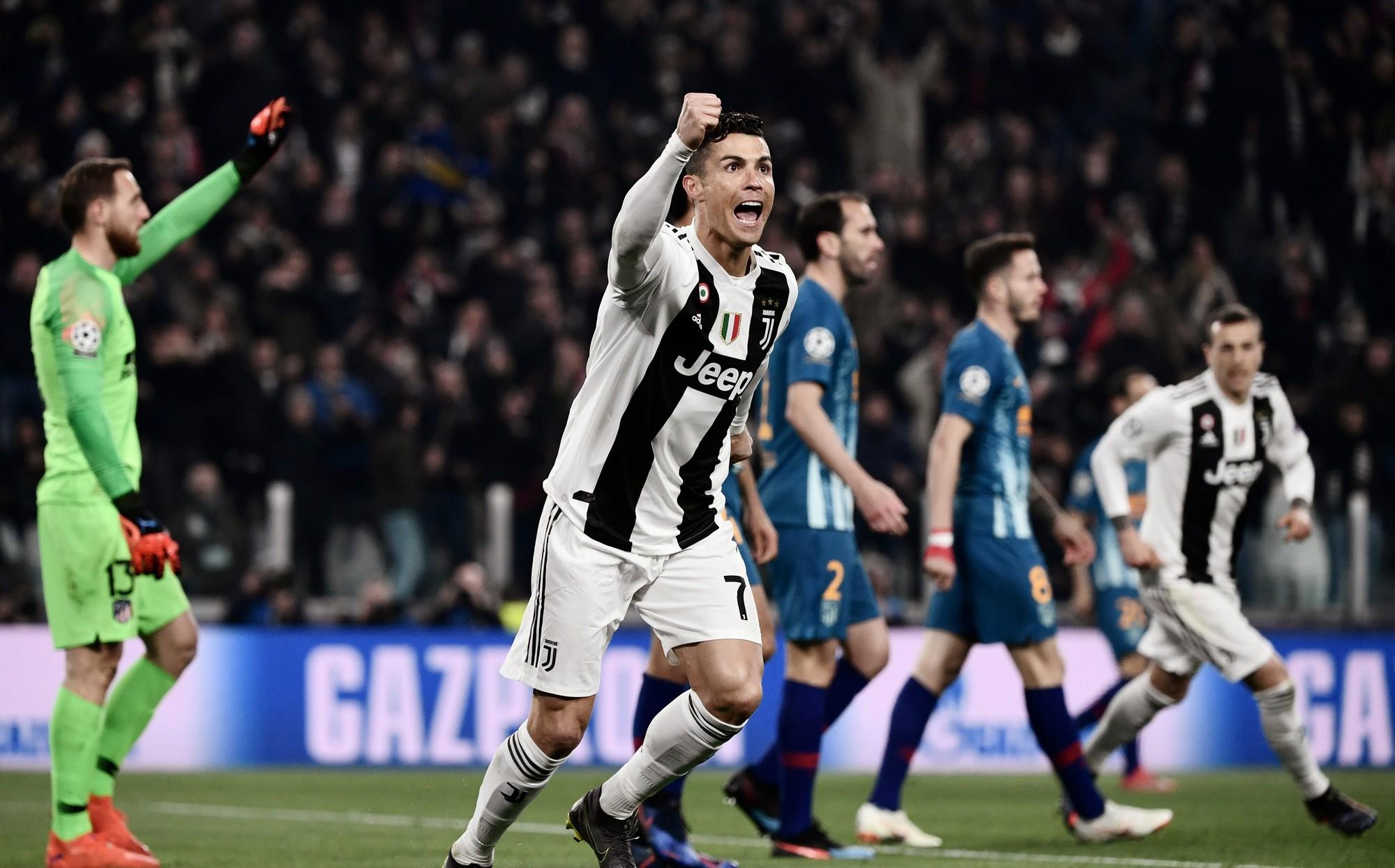 Đánh bại kình địch Messi, Ronaldo trở thành vận động viên nổi tiếng nhất năm