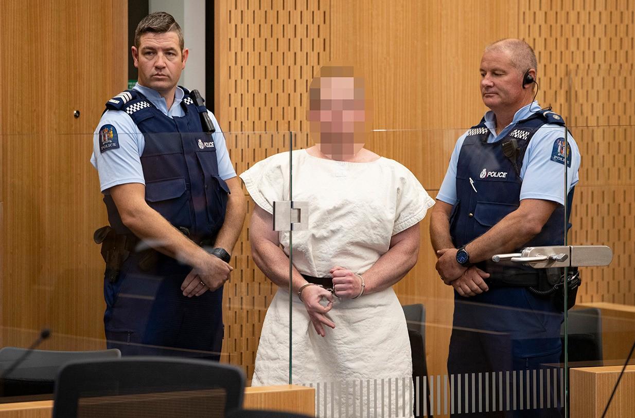 7 năm phiêu bạt biến thanh niên chán học trở thành sát thủ hàng loạt ở New Zealand - Ảnh 7.