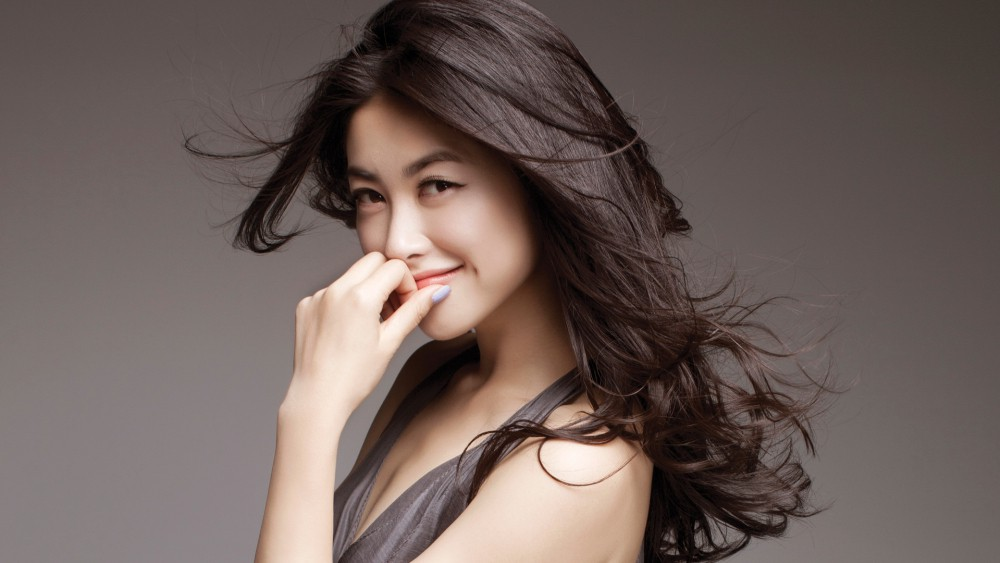 100 most beautiful faces in Asia: Lisa left the Ang 's Baby - Sung Hi - kyu, HH Dang Thu Thao and Ngoc Trinh suddenly came up - Picture 10.