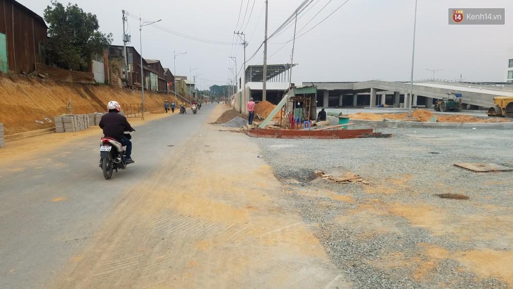 Cận cảnh bến xe Miền Đông lớn nhất Việt Nam đang dần thành hình, tổng vốn đầu tư 4 nghìn tỷ - Ảnh 14.