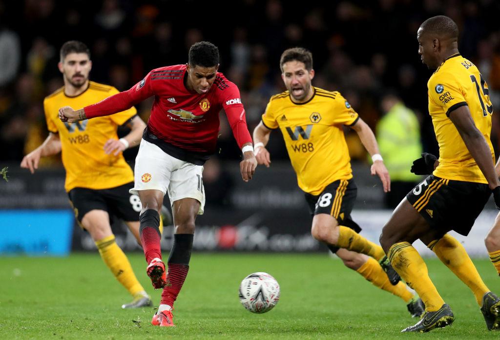 Công cùn và thủ kém, Manchester United bị đá bay khỏi FA Cup ở tứ kết - Ảnh 9.