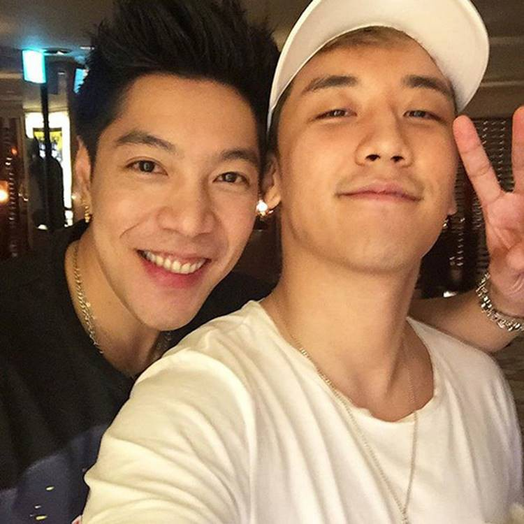 In the midst of the storm, the Thai male singer publicly publicly expressed his support for Seungri, what did the gold temple say netise? - Picture 4.