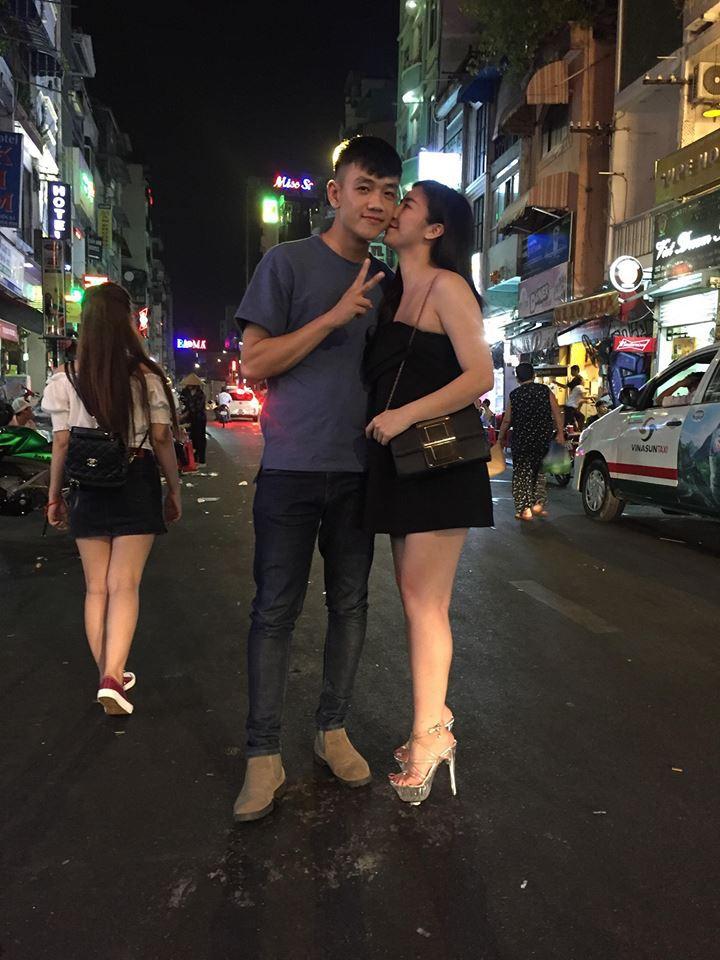 Chia tay chồng cũ, hot girl bánh tráng trộn Đà Lạt vừa công khai người mới điển trai - Ảnh 5.