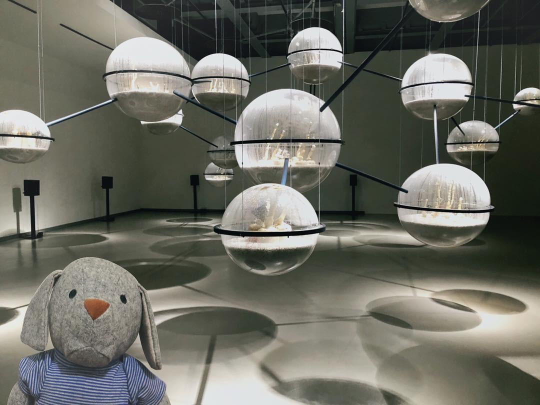 Mê mẩn với Bảo tàng Mỹ thuật Đài Bắc: Cứ ngỡ lạc vào xứ sở thần tiên nào đấy nữa chứ! - Ảnh 13.