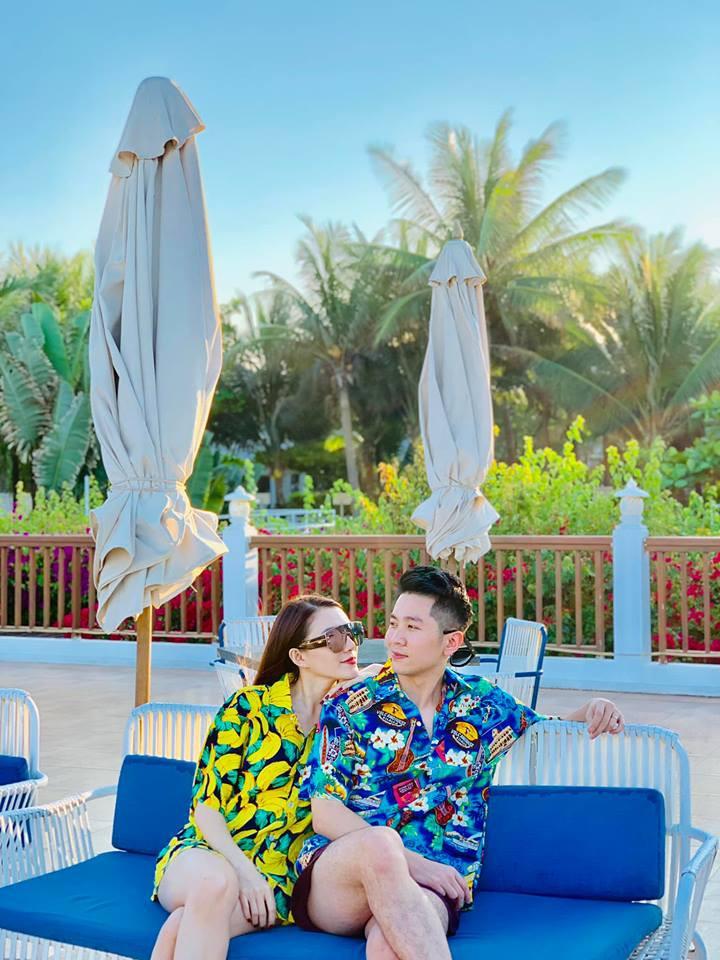 Khoảnh khắc ngọt ngào đến tan chảy của Lê Hà và ông xã soái ca trước đám cưới diễn ra ngày 30/4 - Ảnh 5.