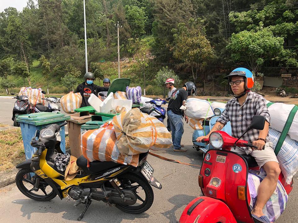 Thử thách dọn rác tại đảo Sơn Trà: Trả lại một bãi đá hoang sơ từ biển rác, tuyên truyền ý nghĩa về du lịch có trách nhiệm - Ảnh 6.