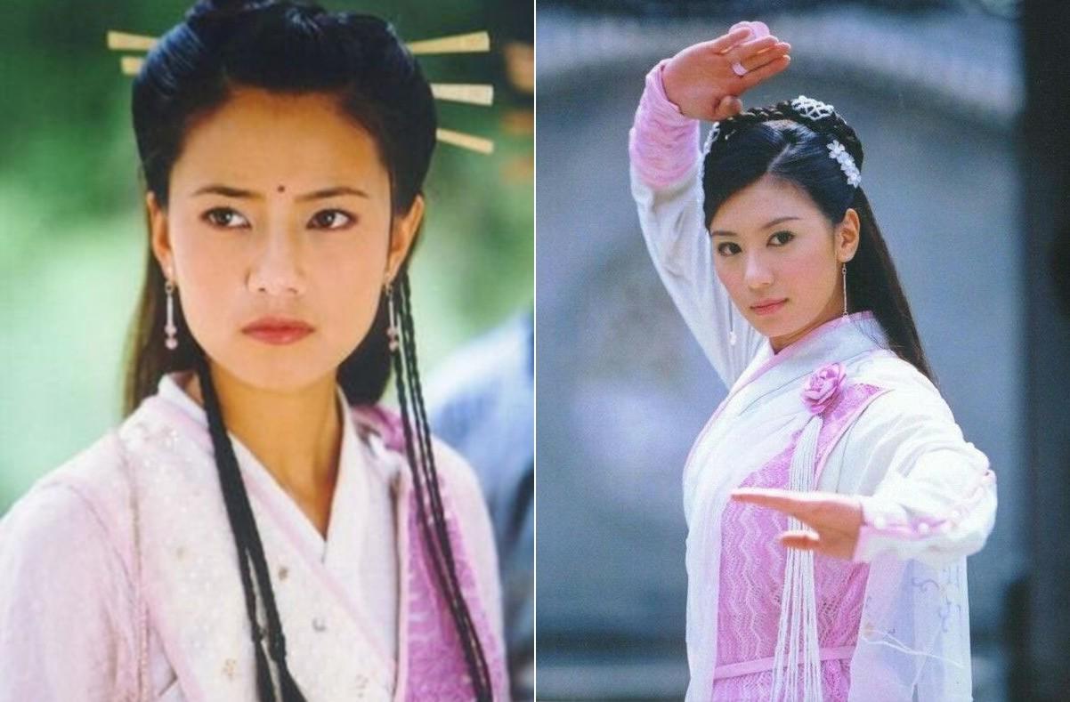 Nghèo nàn khâu tạo hình, làm tóc, dàn mỹ nhân Tân Ỷ Thiên Đồ Long Ký như hóa chị em sinh bốn khó lòng phân biệt - Ảnh 6.