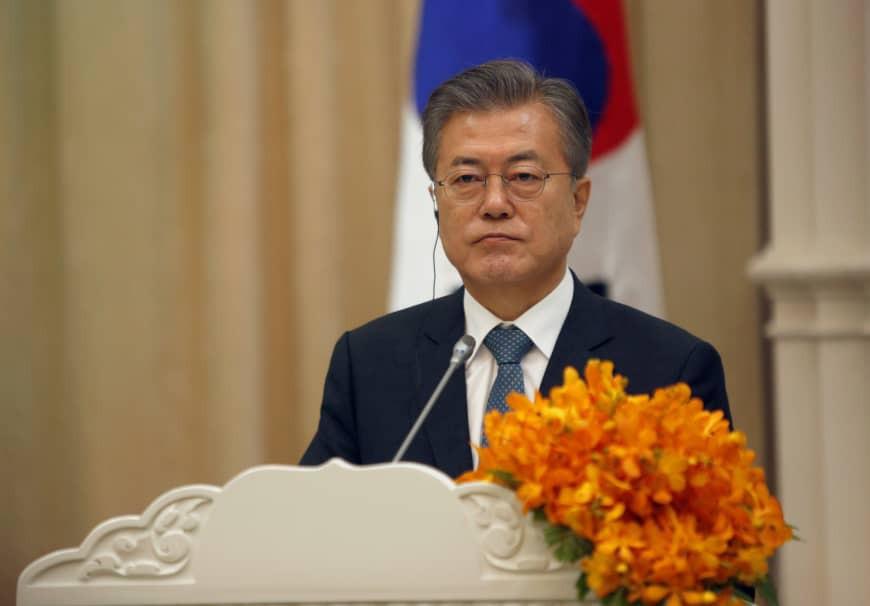 Tổng thống Hàn Quốc Moon Jae In ra công điện khẩn, yêu cầu các Bộ lớn điều tra kỹ vụ bê bối của Seungri, Jang Ja Yeon - Ảnh 1.