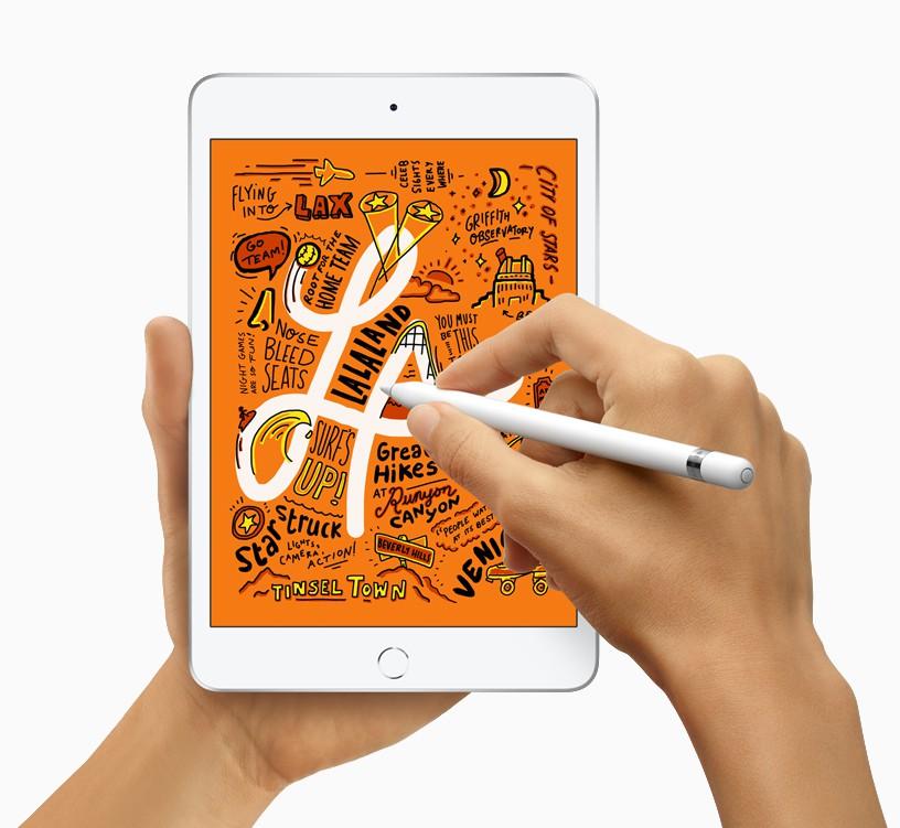 Apple bất ngờ ra mắt iPad Air 10,5 inch và iPad mini 5 mới toanh, mạnh ngang ngửa iPad Pro - Ảnh 3.