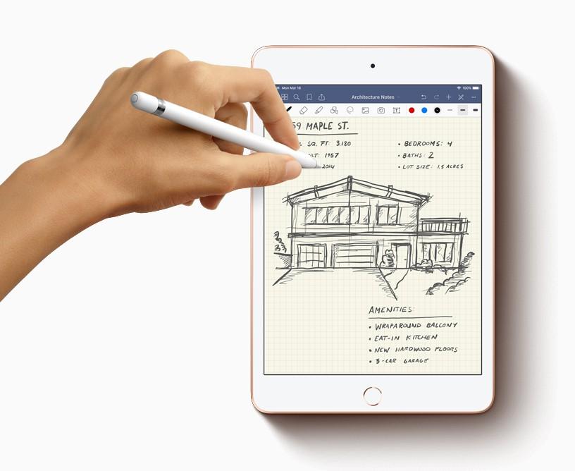 Apple bất ngờ ra mắt iPad Air 10,5 inch và iPad mini 5 mới toanh, mạnh ngang ngửa iPad Pro - Ảnh 1.