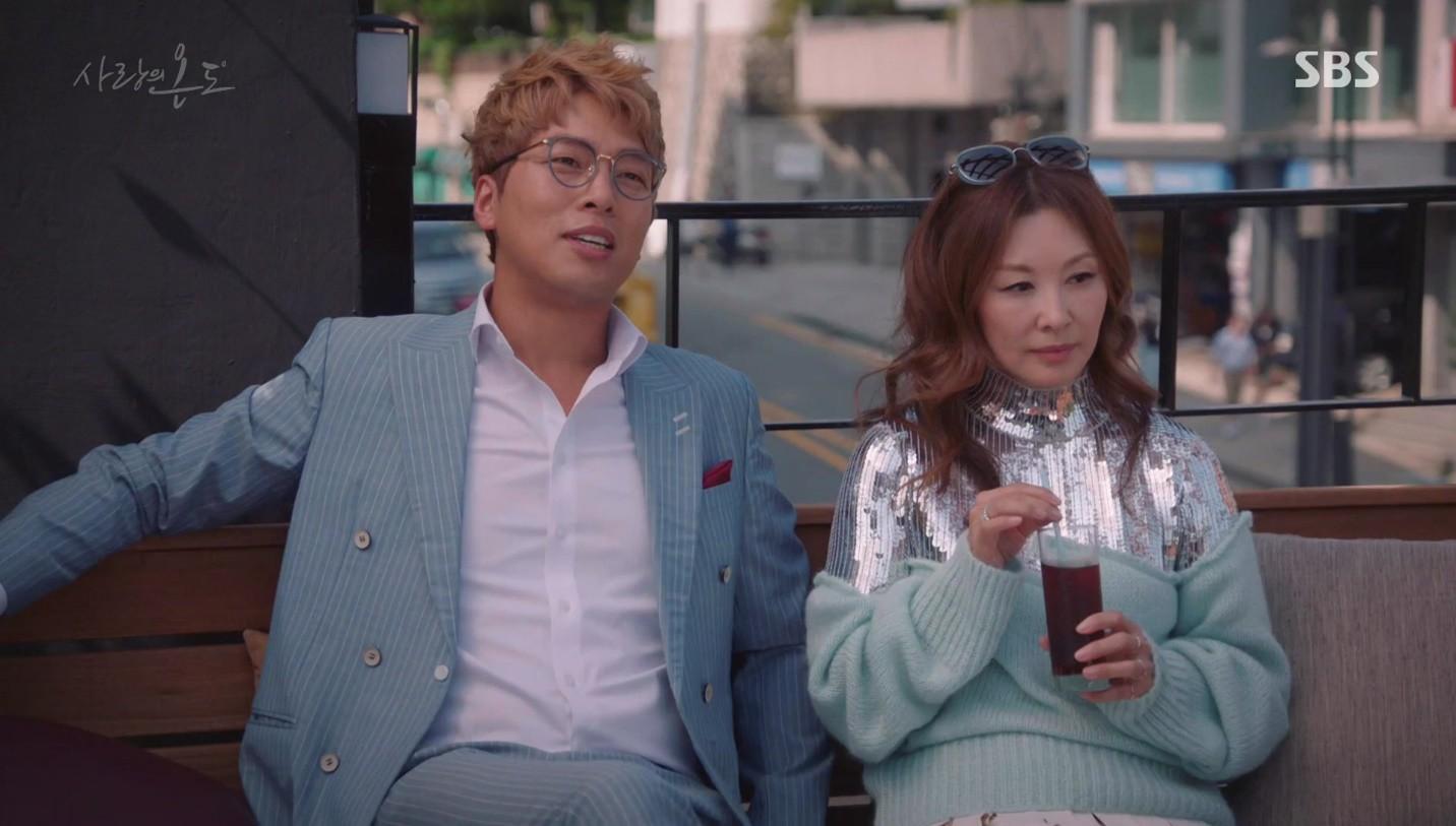 Trước khi dính líu tới vụ tự tử của sao nữ Vườn Sao Băng, quý bà Lee Mi Sook gây sốc từ sự nghiệp đến đời tư - Ảnh 4.