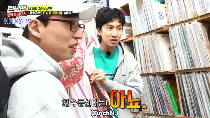 Running Man: Mang danh hoàng tử châu Á mà standee của Lee Kwang Soo chỉ được trả giá... 40 ngàn đồng - Ảnh 5.