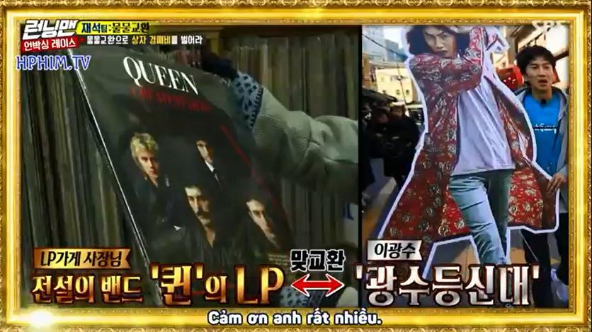Running Man: Mang danh hoàng tử châu Á mà standee của Lee Kwang Soo chỉ được trả giá... 40 ngàn đồng - Ảnh 8.