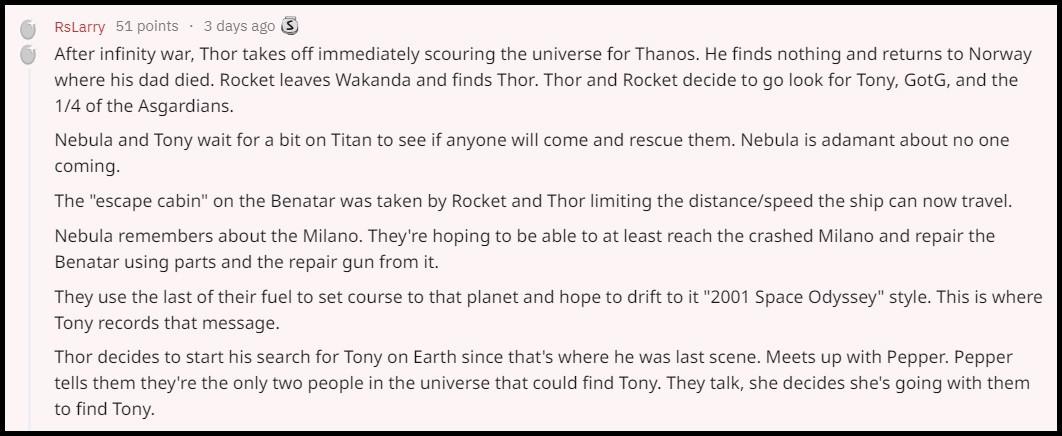 HOT: Rò rỉ toàn bộ kịch bản Avengers: Endgame trên Reddit, tin được không? - Ảnh 1.