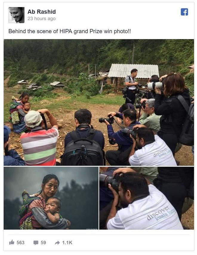 Bức ảnh chụp tại Việt Nam đạt giải thưởng trị giá 120.000 USD gây tranh cãi kịch liệt trong cộng đồng mạng - Ảnh 2.