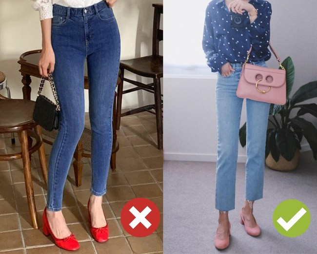 Khuyên thật lòng: Bạn đừng mix quần jeans với 3 kiểu giày dép này kẻo phí cả set đồ - Ảnh 1.