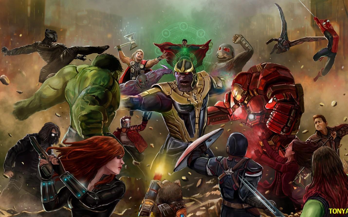 Hết hồn danh sách bại tướng dưới tay Thanos: Không chỉ mỗi nhóm Avengers, mà còn cả một bầu trời quái kiệt - Ảnh 1.