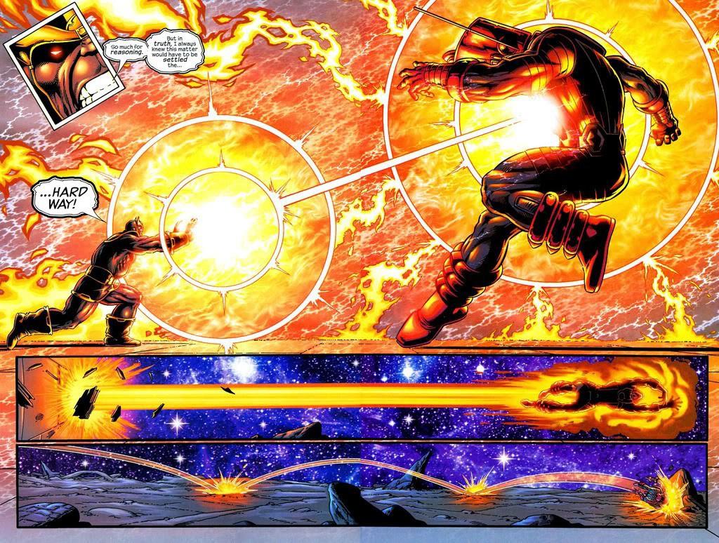 Hết hồn danh sách bại tướng dưới tay Thanos: Không chỉ mỗi nhóm Avengers, mà còn cả một bầu trời quái kiệt - Ảnh 5.