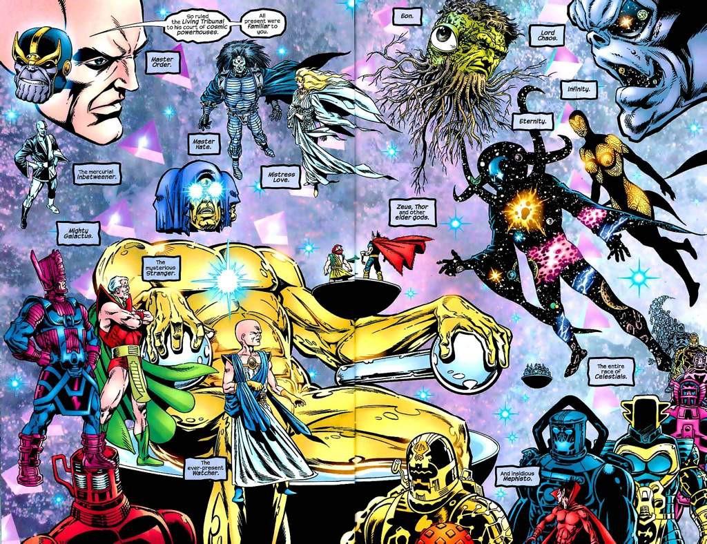 Hết hồn danh sách bại tướng dưới tay Thanos: Không chỉ mỗi nhóm Avengers, mà còn cả một bầu trời quái kiệt - Ảnh 6.