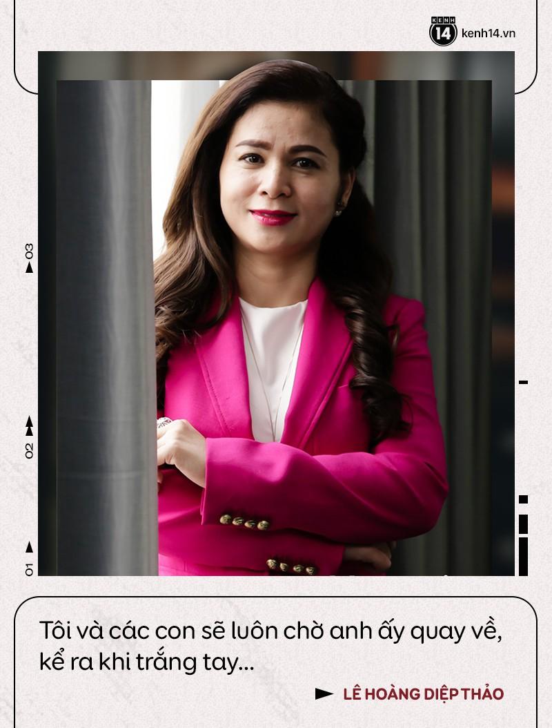 Nhắc đến bạn đời của mình, các doanh nhân Việt đình đám đã dùng những lời ngọt ngào thế này đây! - Ảnh 3.