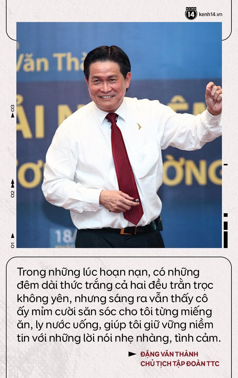 Nhắc đến bạn đời của mình, các doanh nhân Việt đình đám đã dùng những lời ngọt ngào thế này đây! - Ảnh 11.