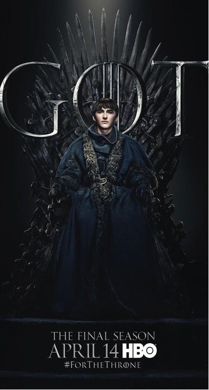 Game of Thrones phần cuối tung poster cho cả dàn nhân vật được ngồi trên ngôi báu, nhưng có phải đó là lời cảnh báo cho một kết cục bi thảm? - Ảnh 4.