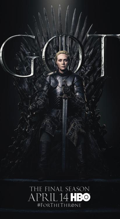 Game of Thrones phần cuối tung poster cho cả dàn nhân vật được ngồi trên ngôi báu, nhưng có phải đó là lời cảnh báo cho một kết cục bi thảm? - Ảnh 3.