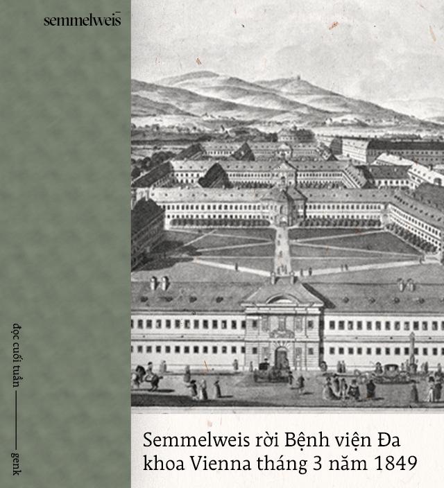 Đọc cuối tuần: Semmelweis và thời đại những bác sĩ mang bàn tay tử thần - Ảnh 10.