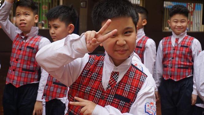 Ngôi trường có học sinh nhiều lần đón nguyên thủ quốc gia - Ảnh 8.