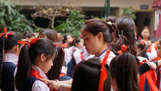 Ngôi trường có học sinh nhiều lần đón nguyên thủ quốc gia - Ảnh 10.