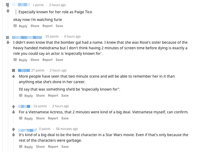 Cư dân mạng ở Mỹ bình luận sôi nổi về Hai Phượng trên mạng xã hội nổi Reddit - Ảnh 5.