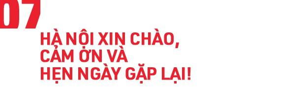Những câu chuyện bên lề Thượng đỉnh Mỹ - Triều: Ông Trump vẫy cờ Việt, Chủ tịch Kim tươi cười và một Hà Nội mến khách! - Ảnh 17.