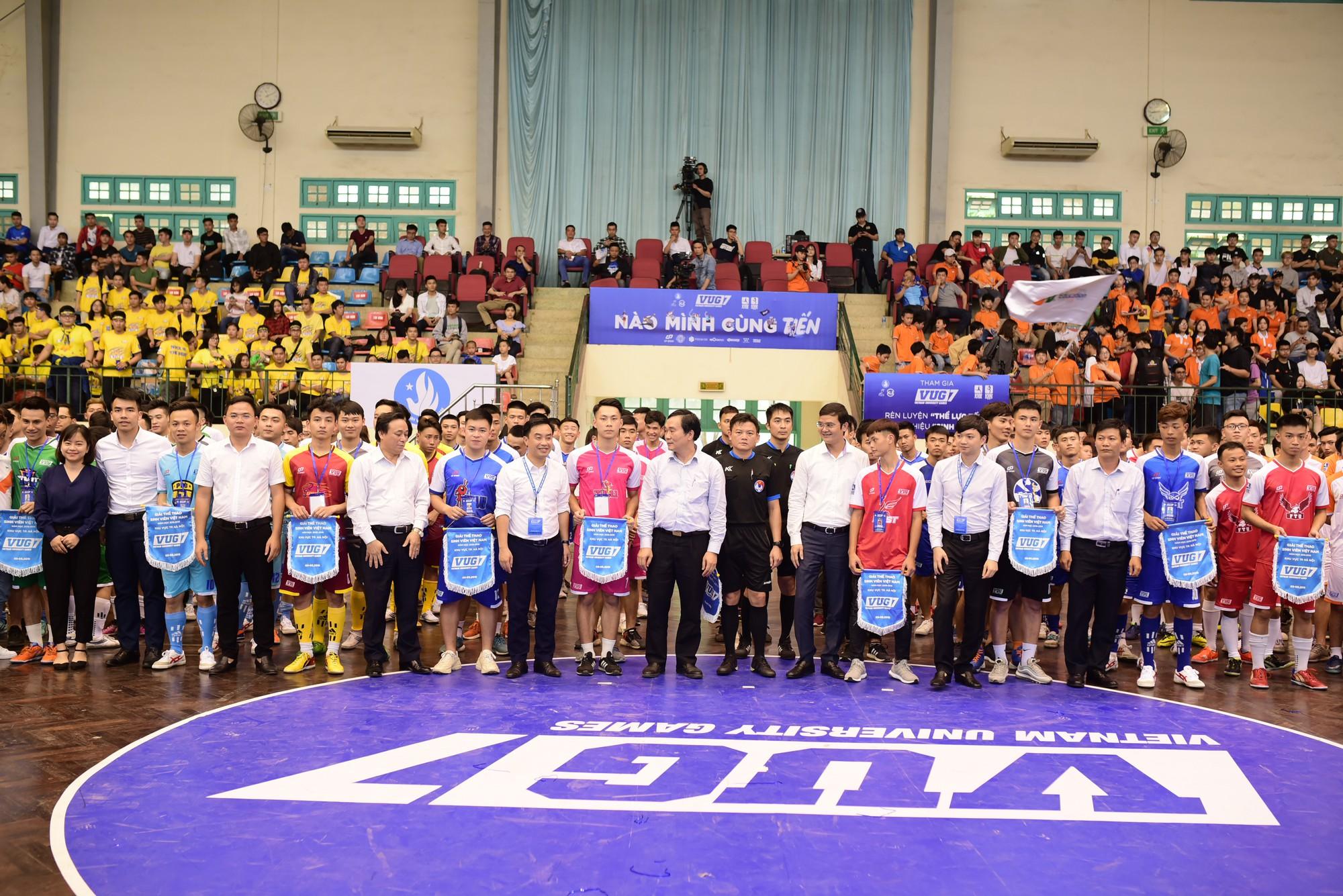 VUG - Giải thể thao lớn nhất dành cho sinh viên Việt Nam chính thức khởi tranh - Ảnh 5.