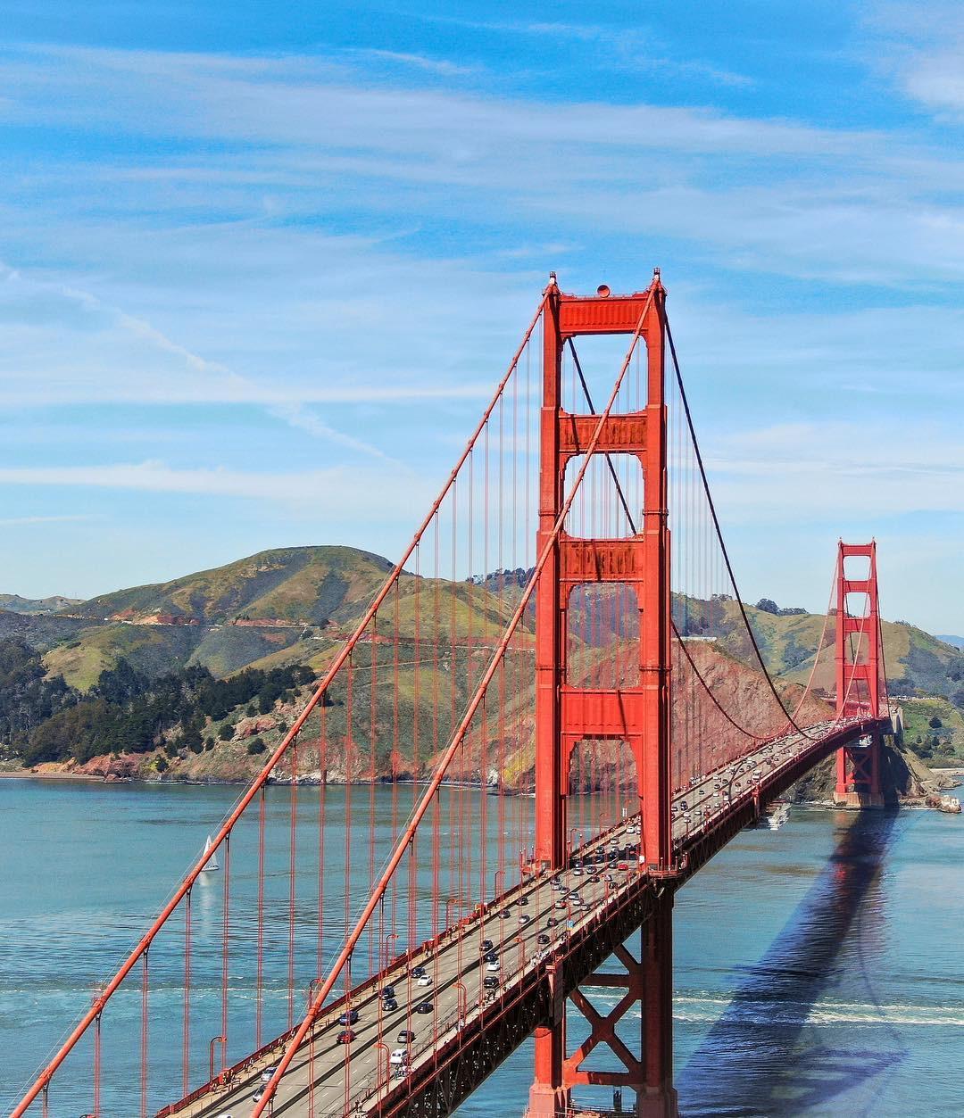 Lên hình đẹp là thế nhưng ít ai biết cây cầu này lại được mệnh danh là bãi tự sát của nước Mỹ - Ảnh 3.