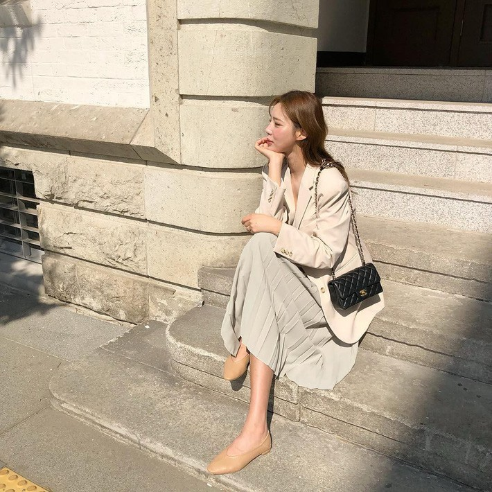 Street style Châu Á: Có 15 set đồ thì quá nửa là cách kết hợp cực dễ mà bạn có thể áp dụng ngay - Ảnh 14.