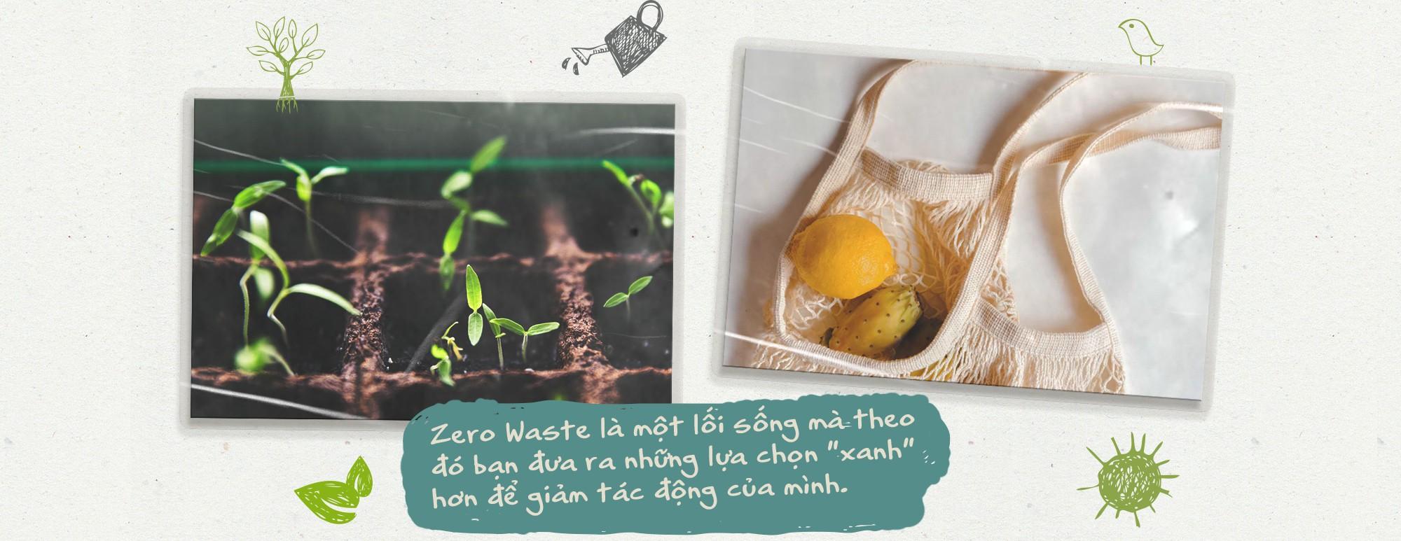 Anh hùng khí hậu Minh Hồng: Zero Waste không phải là giảm việc vứt đi, mà là… giảm mua - Ảnh 5.