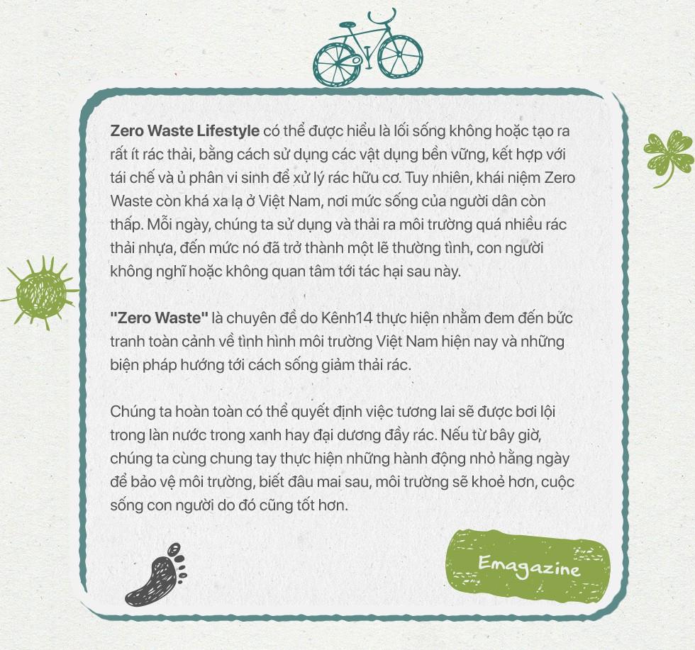 Anh hùng khí hậu Minh Hồng: Zero Waste không phải là giảm việc vứt đi, mà là… giảm mua - Ảnh 9.