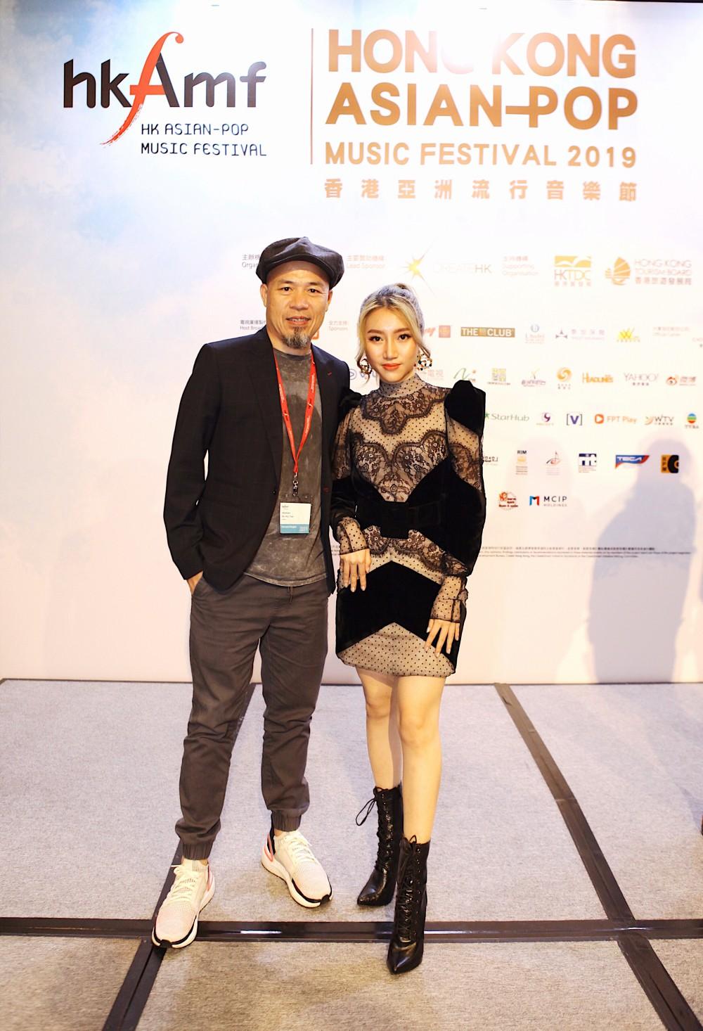 """Sau Noo Phước Thịnh, Orange tiếp tục đại diện Việt Nam tham dự """"Hong Kong Asian-Pop Music Festival"""" - Ảnh 4."""