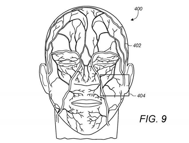 Quét khuôn mặt là quá bình thường, iPhone mới sẽ quét cả... mạch máu bên dưới da mặt để mở khoá - Ảnh 1.